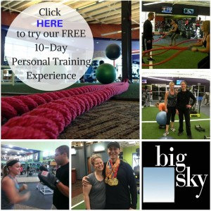 10-day FREE Personal Training