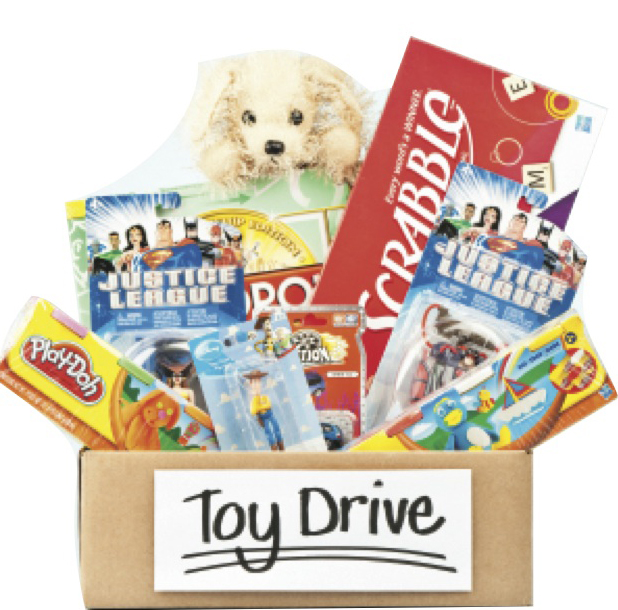Toys For Tots Clipart : Holiday toy drive big sky fitness