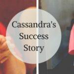 cassandra's blog title