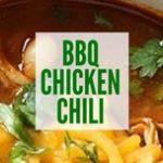 BBQ Chicken Chili (1)