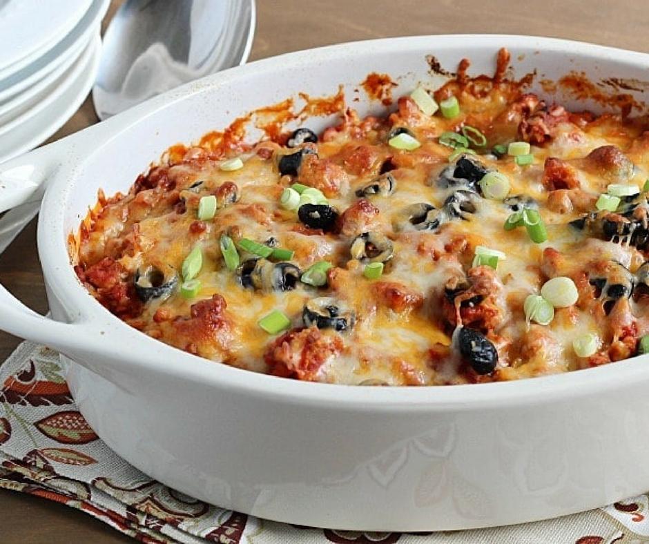 blog image - enchilada casserole