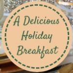 holiday breakfast