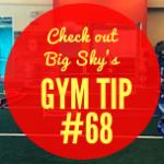 gym tip 48 - blog title