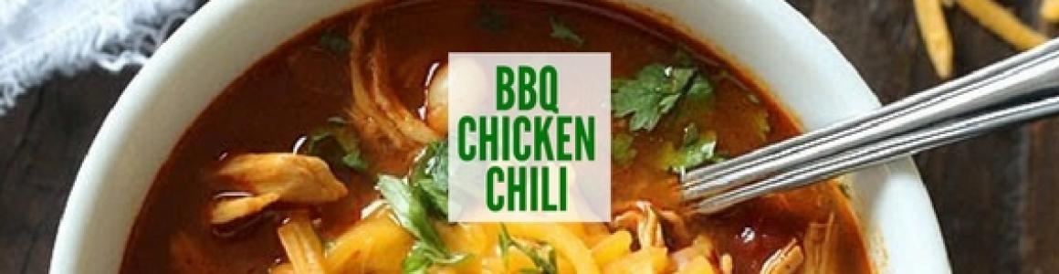 BBQ Chicken Chili