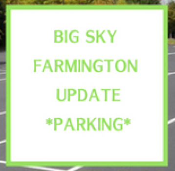 Farmington Update – Parking