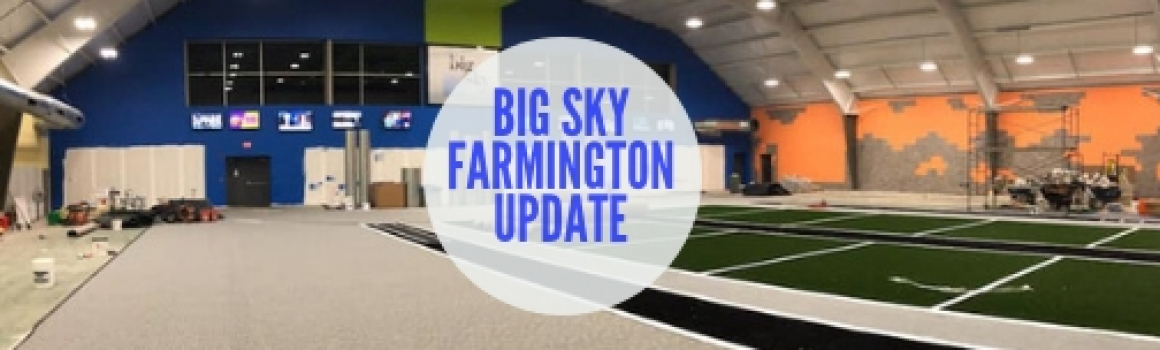 Farmington Update