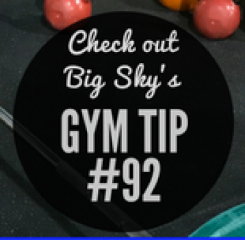 Gym Tip #92