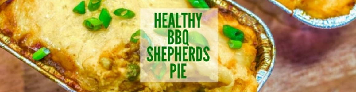 HEALTHY BBQ SHEPHERDS PIE