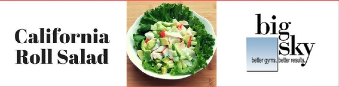 California Roll Salad