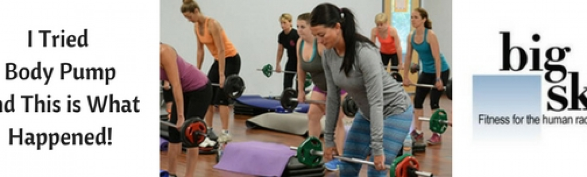 A New Found Love for Group Fitness