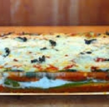 zucchini lasagna – a winner of a dinner!