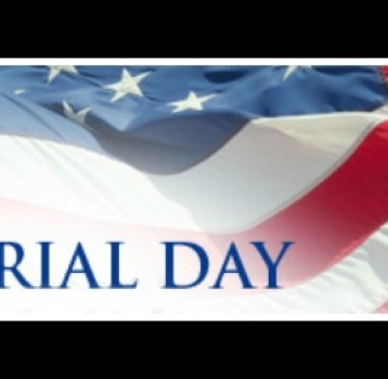 Memorial Day Hours 2018