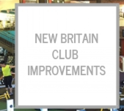 New Britain Club Improvements