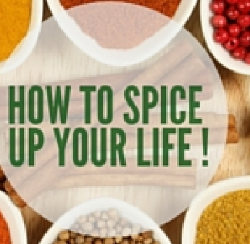 how to spice up your life!